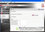 Avira Premium Security Suite скриншот 2