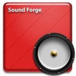 Программа для редактирования музыки Sound Forge