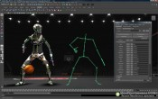 Скриншот Autodesk Maya