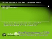 Скриншот Dr.Web LiveCD