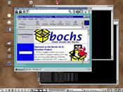 Bochs скриншот 1