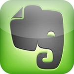 Программа для быстрой записи заметок, снимков экрана - Evernote