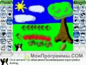 Tux Paint скриншот 2