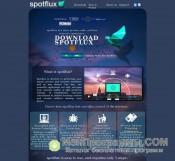 Скриншот Spotflux