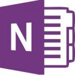 Электронная записная книжка Microsoft Onenote