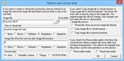 ImDisk Virtual Disk Driver скриншот 1