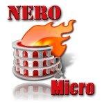Программа для прожига компакт-дисков Nero Micro