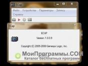 ECap скриншот 2