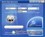 Smart Data Recovery скриншот 4