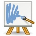 Программа для рисования картинок с помощью графических планшетов MyPaint