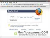 Mozilla Firefox скриншот 2