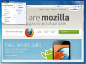 Mozilla Firefox 25 скриншот 1