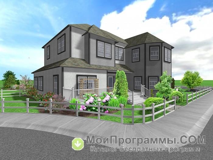 Ландшафтная программа realtime landscaping architect 2016. Новые.