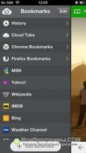 Dolphin для iPhone скриншот 1
