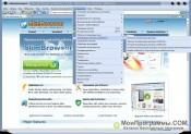 SlimBrowser скриншот 2