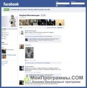 Facebook скриншот 2