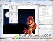 Inkscape скриншот 1