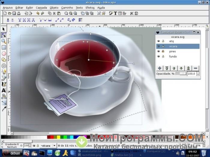 Программа Inkscape Скачать Бесплатно На Русском - фото 5