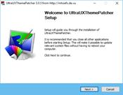 UltraUXThemePatcher скриншот 4