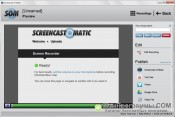 Screencast-O-Matic скриншот 2