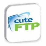 Программа для работы с FTP-серверами Cuteftp