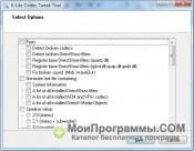 K-Lite Mega Codec Pack скриншот 4