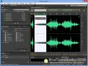 Скриншот Adobe audition cc