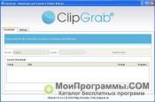 ClipGrab скриншот 1