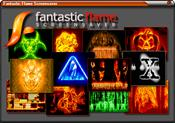 Fantastic Flame Screensaver скриншот 1