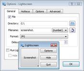 Lightscreen скриншот 4