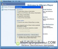 VMware Player скриншот 2