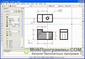 DraftSight скриншот 2