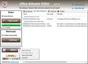 Ultra Adware Killer скриншот 1