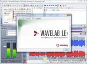 WaveLab скриншот 1
