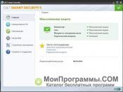 Скриншот ESET NOD32 2014