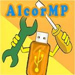 Программа для восстановления флешек AlcorMP