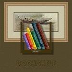 Программа для взаимодействия с электронными книгами Bookshelf