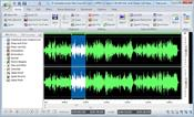 Swifturn Free Audio Editor скриншот 1