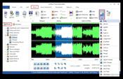 Swifturn Free Audio Editor скриншот 3