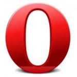 Opera Mini для планшета