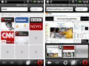 Opera Mini 7 скриншот 4