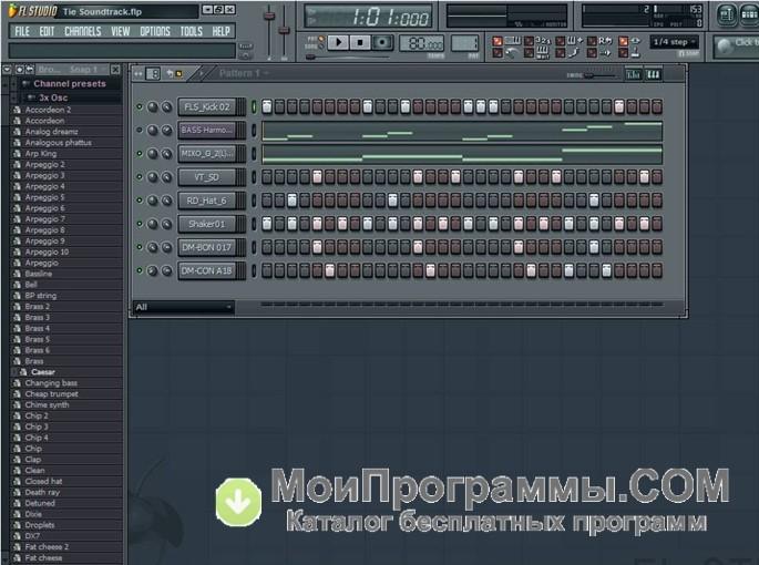 FL Studio 4 - Bing images