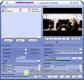 Total Video Converter скриншот 3