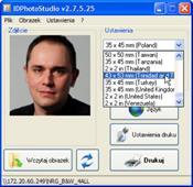 IDPhotoStudio скриншот 2