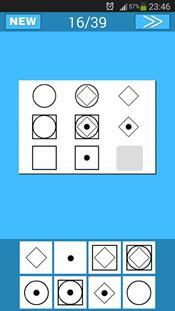 IQ Test скриншот 2