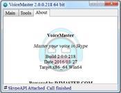 VoiceMaster скриншот 3