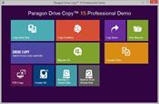 Paragon Drive Copy скриншот 3