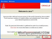 Скриншот Java Virtual Machine