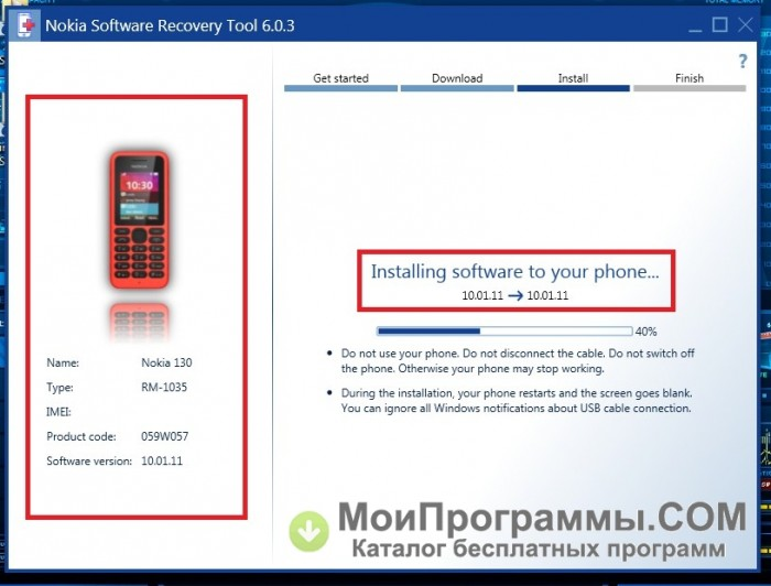 Nokia software recovery tool for windows xp