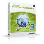 Программа для ускорения работы интернета Ashampoo Internet Accelerator